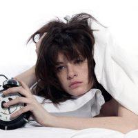 4. tidak memiliki jadwal tidur yang tetap